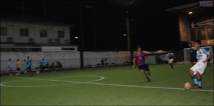 ปทุมธานี ทีมเยาวชนคัดตัวร่วมแข่งขันกีฬาฟุตซอลรังสิตคัพ