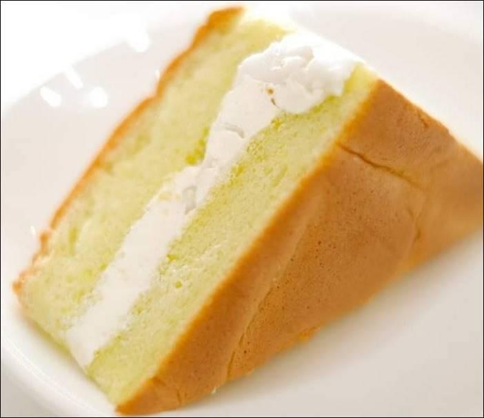 Chiffon Cake ชิฟฟ่อนครีมมะพร้าวอ่อน หัวหิน ประจวบคุรีขันธ์