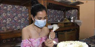 แฮปปี้เค้ก เค้กนิ่ม อร่อย ราคา เบา เบา ของดี ด่านช้าง จ.สุพรรณบุรี